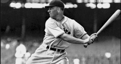 No 34: Mel Ott. Mejores Jugadores de la Historia del Béisbol giants mlb