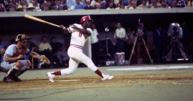 Joe Morgan mejores jugadores de la historia del béisbol mlb reds big red machine cincinnati