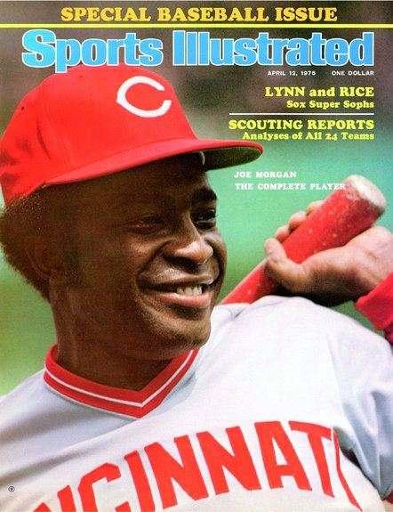joe morgan mejores jugadores de la historia del béisbol sports illustrated el jugador completo the complete player