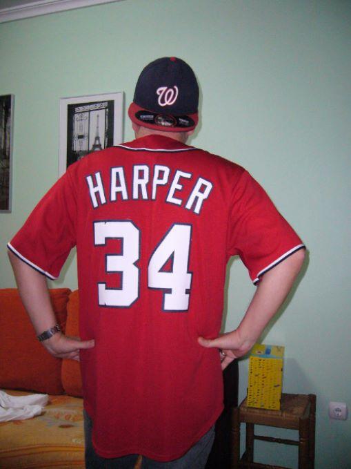 ¿Deberían los Nationals firmar a Bryce Harper en la agencia libre? mlb béisbol