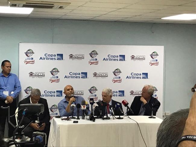 serie del caribe 2019 conferencia de prensa de Mariano Rivera