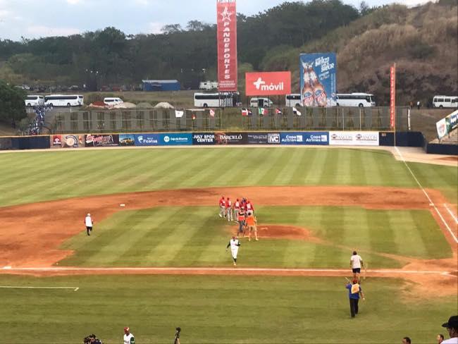 cuba vs México serie del caribe 2019 beisbol