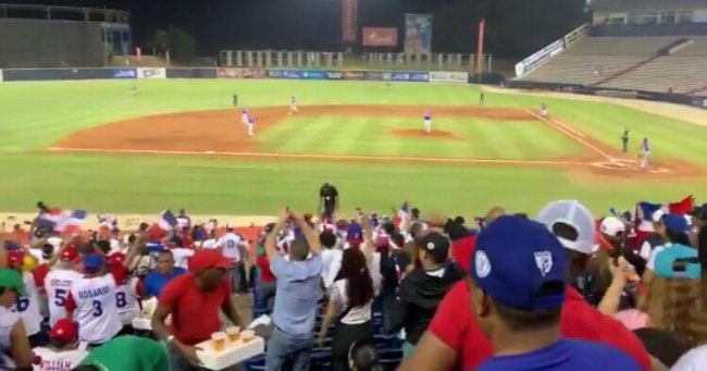 México sigue vivo y Puerto Rico a casa dominicana cuba serie caribe 2019 beisbol