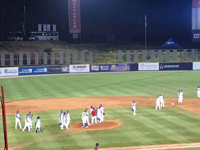 Dominicana derrota a Panamá serie del caribe 2019 beisbol final del partido