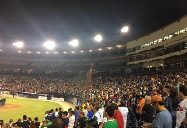 México le agua la fiesta a Venezuela serie caribe 2019 beisbol