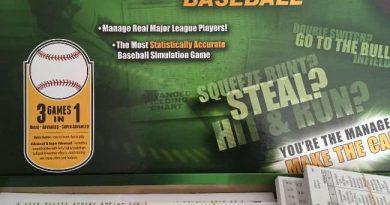 strat o matic béisbol juego cards cartas las reglas