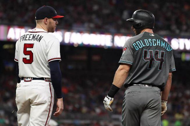 Primeras bases para la temporada MLB 2019 primera base béisbol
