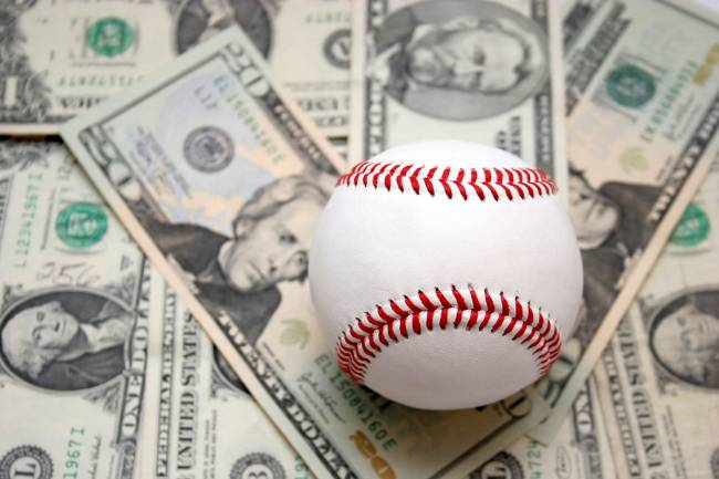 el dinero beisbol mlb