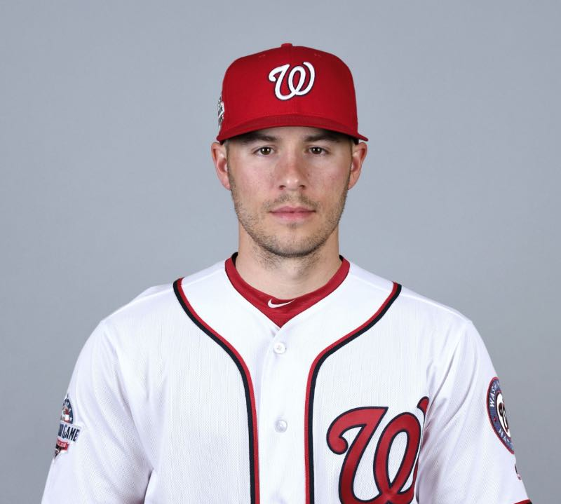Patrick Corbin Washington nationals 2019 mlb beisbol
