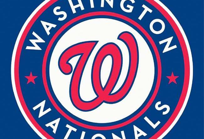 2020 logo Washington nationals 2019 mlb beisbol