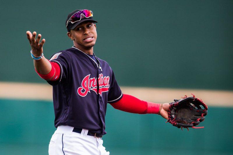 Cleveland indians 2019 beisbol mlb francisco lindor