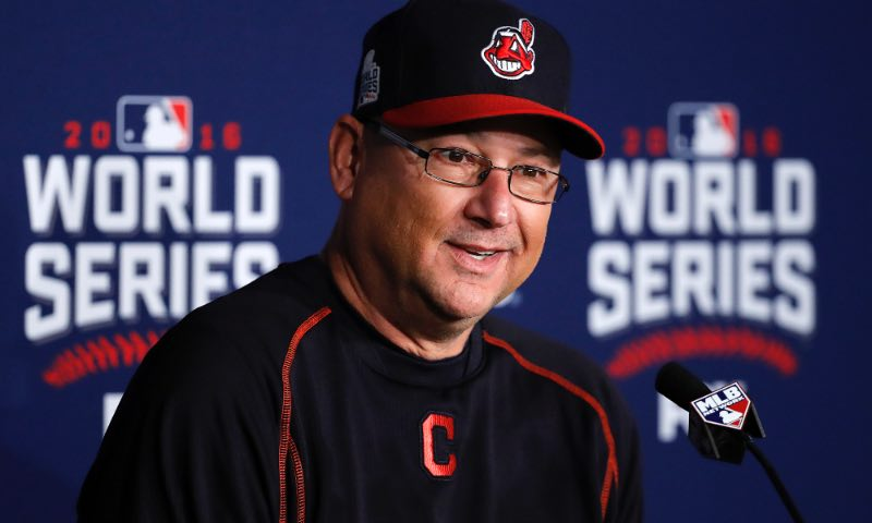 Terry francona beisbol Cleveland indians 2019 mlb