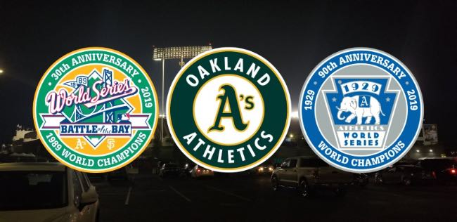 Oakland athletics 2019 mlb beisbol guía guia