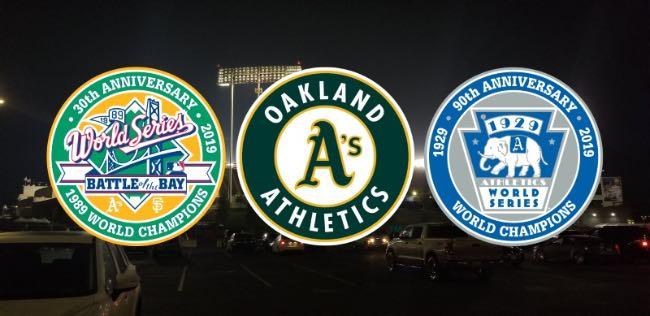 Oakland athletics 2019 mlb beisbol guía guia