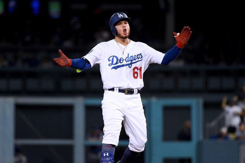 alex verdugo los angeles dodgers 2019 beisbol guia mlb beisbolmlb