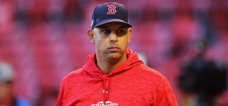 Boston Red Sox 2019 beisbol mlb beisbolmlb Alex Cora