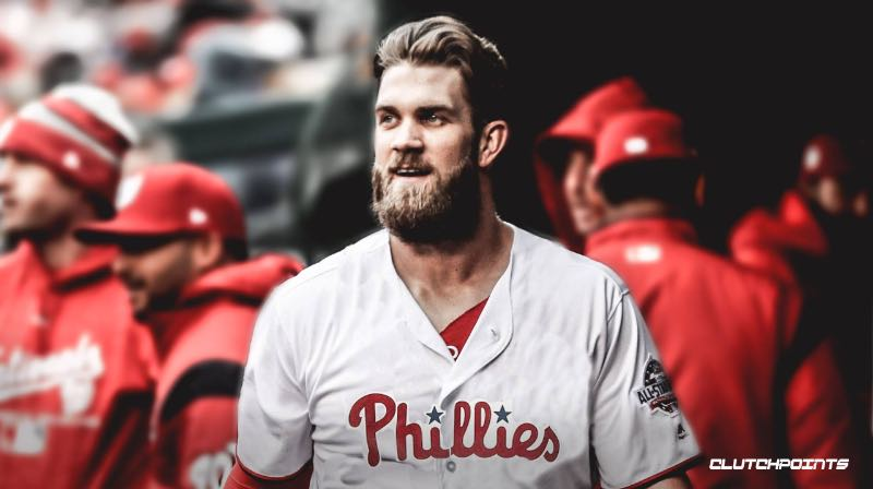 Philadelphia Phillies 2019 mlb beisbol beisbolmlb bryce harper