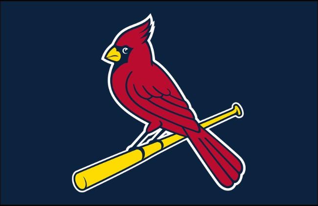saint Louis cardinals 2019 beisbol mlb beisbolmlb logo