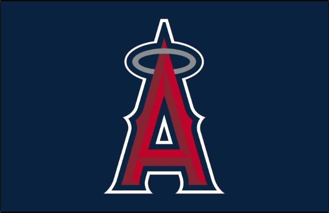 los ángeles angels 2019 beisbol mlb beisbolmlb logo