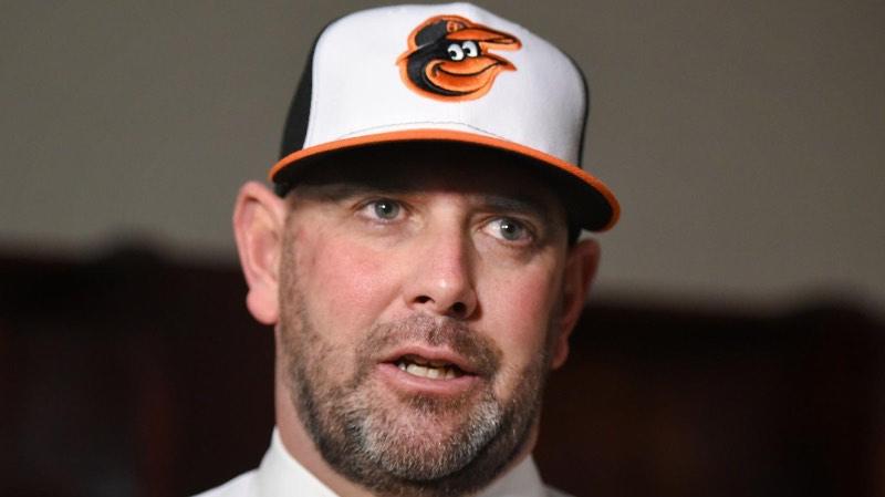 Baltimore orioles 2019 beisbol mlb beisbolmlb brandon hyde