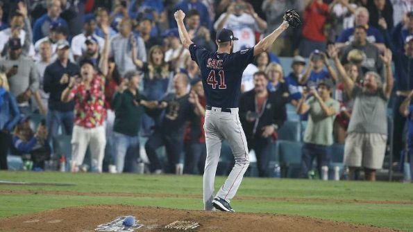 Ases para la temporada MLB 2019 Chris sale world series beisbol mlb beisbolmlb