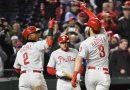 sorpresas te da la vida beisbol mlb beisbolmlb bryce harper Phillies segura