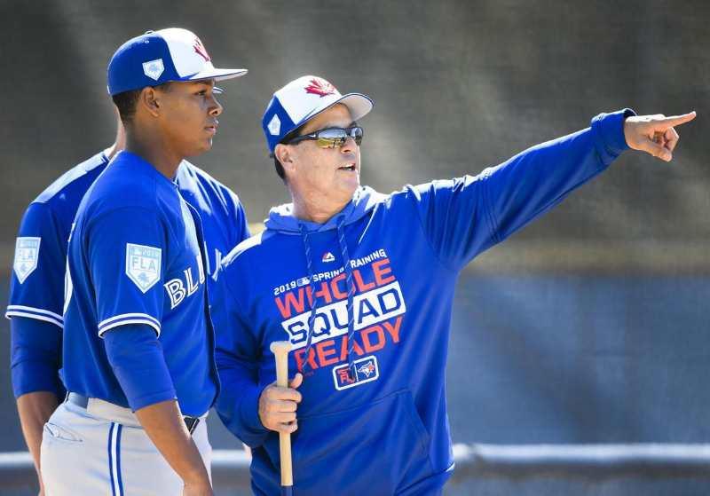 toronto blue jays 2019 beisbol mlb beisolmlb charlie montoyo