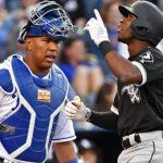 tim anderson celebra su home run roylas keller tangana beisbol mlb beisbolmlb