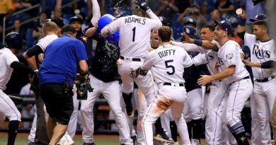 Los Tampa Bay Rays, hoy son mejor equipo de la MLB beisbol mlb beisbolmlb