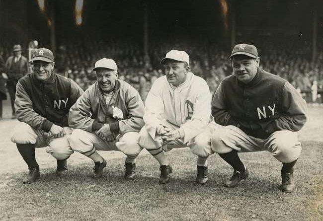 Ty Cobb y Lou Gehrig, las dos caras de una misma moneda en el cine beisbol mlb beisbolmlb