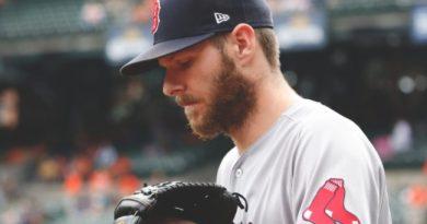 ¿Qué pasa con Chris Sale? beisbol mlb beisbolmlb Boston red sox