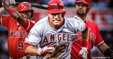 Los Angeles Angels, primer tercio de temporada beisbol mlb beisbolmlb