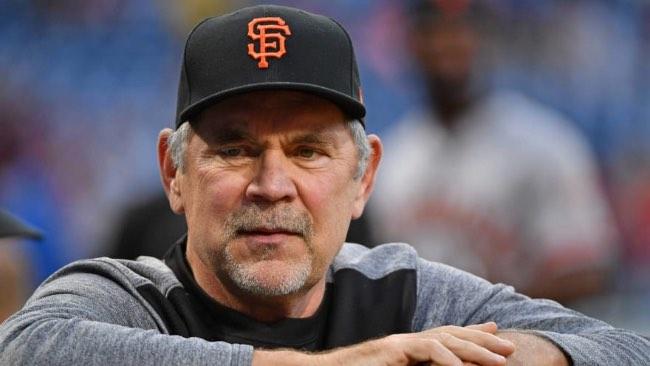 mánagers mlb 2019 Bruce Bochy beisbol mlb beisbolmlb