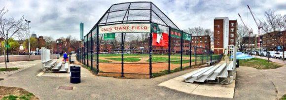 Luis Tiant Field de Boston