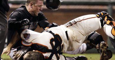 jugador lesionado en MLB