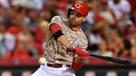 joey votto los reds Indice pitcheos 2017