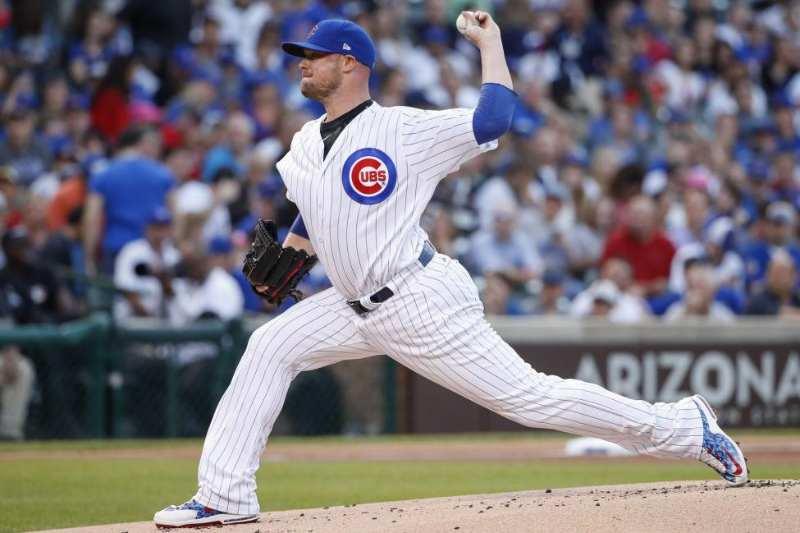 jon lester chicago cubs 2020 beisbol mlb