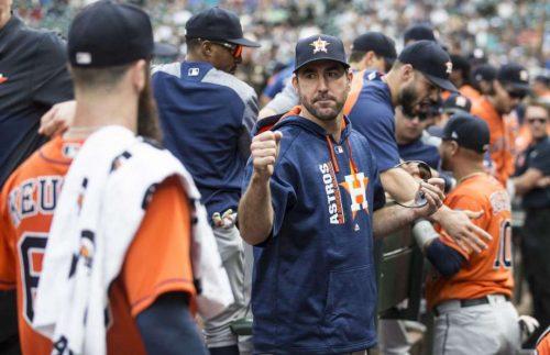 Series Mundiales 2017: Dodgers vs Astros mlb beisbol keuchel verlander