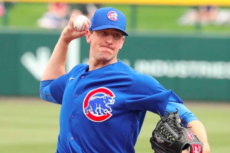 kyle hendricks chicago cubs 2021 mlb en español beisbol