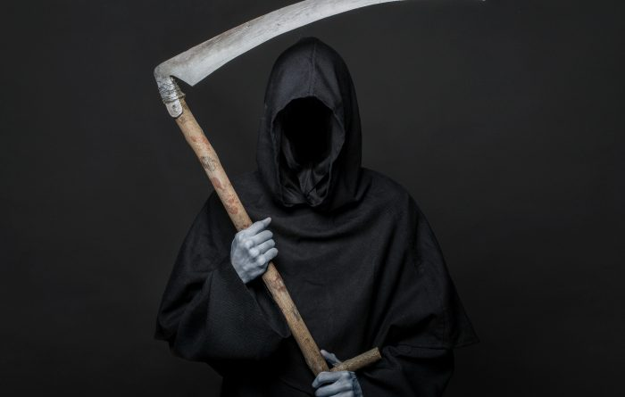 Sabermetría paranormal: la guadaña sobre el montículo la muerte