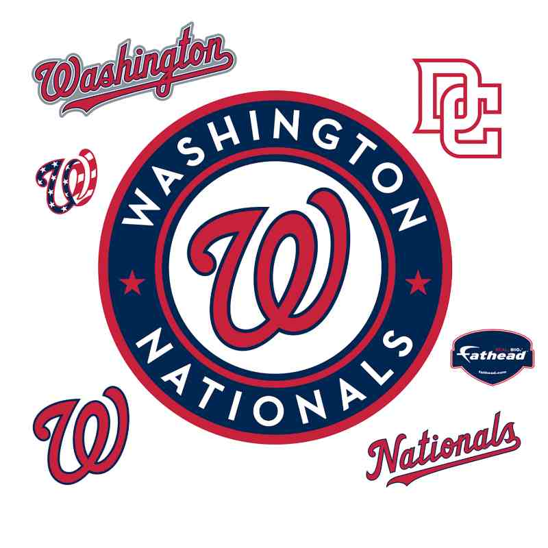 logos logo washington nationals mlb en español beisbol historia