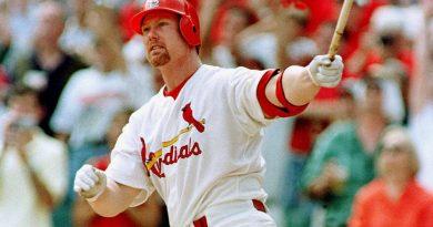 No. 90: Mark McGwire. Mejores jugadores de la historia del béisbol