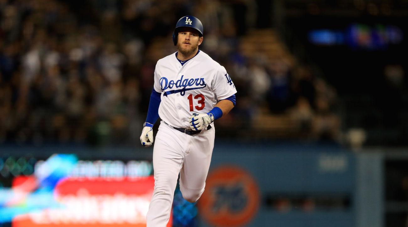 """Los Dodgers van (muy) en serio a por el título Max Muncy se ha destapado con un bateador poderosísimo"""" (Foto: Sport Illustrated)"""