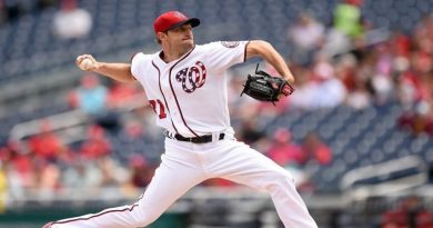 max-scherzer-2000-K Washington Nationals: Primer tercio de temporada. ¿Decepción o motivos para creer?