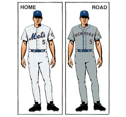 uniforme new york mets mlb en español beisbol historia