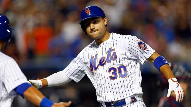 michael conforto new york mets 2021 mlb en español beisbol