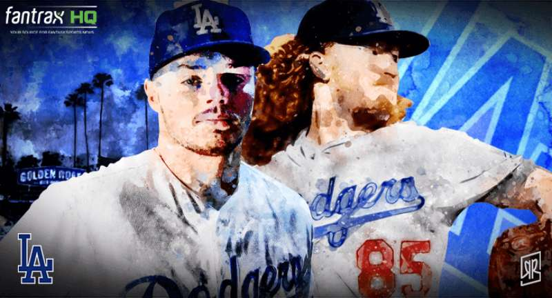 Top prospects dodgers