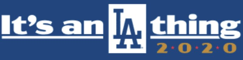los angeles dodgers 2020 beisbol mlb