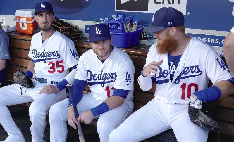 Dodgers lineup 2020