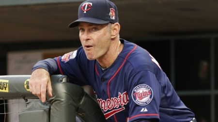 Paul Molitor renueva con los Twins hasta 2020